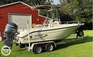 Used Century 2001 CC Center Console Fishing Boat For Sale