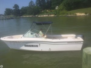 Used Grady-White Tournament 223 Runabout Boat For Sale