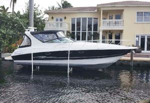 Used Larson Cabrio 370 Express Cruiser Boat For Sale