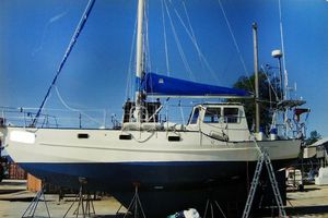 Used Bruce Roberts Pilothouse Sailboat For Sale