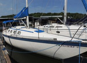 Used Lancer Yachts 36 Cruiser Sailboat For Sale