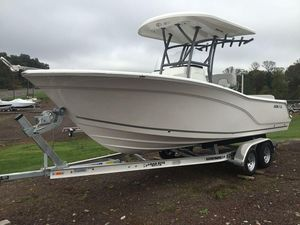 New Sea Fox 249 Avenger249 Avenger Center Console Fishing Boat For Sale