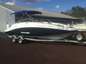 Used Sea-Doo 230 SE Challenger230 SE Challenger Deck Boat For Sale