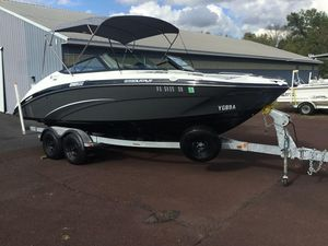 Used Yamaha Boats 212SS212SS Bowrider Boat For Sale