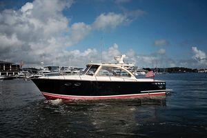 Used Vicem Windsor Craft 36 Hardtop Cruiser Boat For Sale