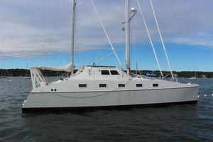 New Custom Catamaran Sailboat For Sale