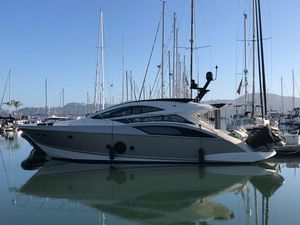 Used Marquis 50 Sport Coupe Express Cruiser Boat For Sale