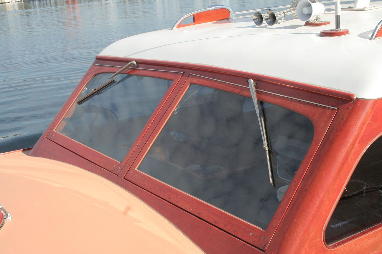 1951 Used Chris-Craft Motor Yacht For Sale - $55,500