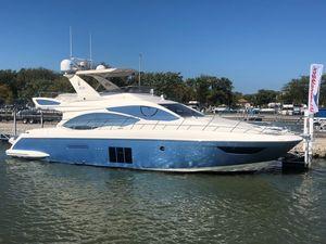 Used Azimut Flybridge 53 Mega Yacht For Sale