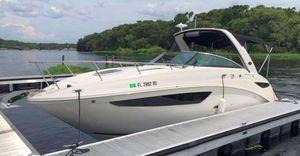 Used Sea Ray 260 Sundancer Cuddy Cabin Boat For Sale