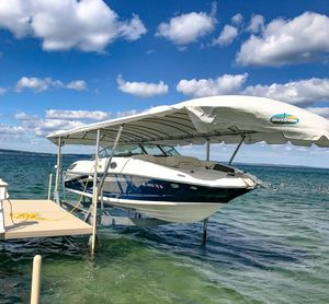 Used Sea Ray 300 Sundeck Passenger Boat For Sale