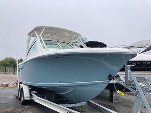 Used Sailfish 245 DC Sports Fishing Boat For Sale