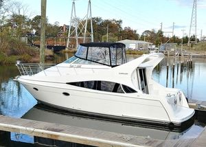 Used Carver 36 Mariner Convertible Fishing Boat For Sale