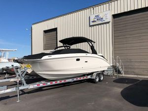 New Sea Ray 270 SDX OB270 SDX OB Deck Boat For Sale