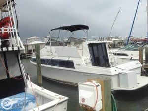 Used Carver 330 Mariner Sports Fishing Boat For Sale
