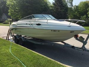 Used Chaparral 215 SSI Cuddy Cabin Boat For Sale