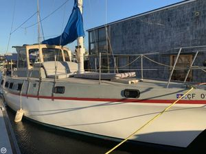 Used Yorktown 39 Sloop Sailboat For Sale
