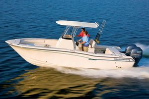 New Grady-White Fisherman 257 Sports Fishing Boat For Sale