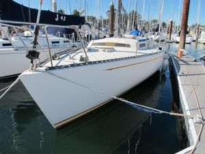 Used Bill Lee Yachts Santa CRUZ 40 Racer and Cruiser Sailboat For Sale