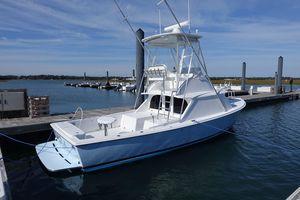 Used Bertram Sportfish 31 Flybridge Cruiser Boat For Sale