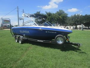 Used Supra Launch 22 SSVLaunch 22 SSV Ski and Wakeboard Boat For Sale