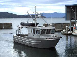 Used Custom Lee Shore Aluminum Motor Yacht Motor Yacht For Sale
