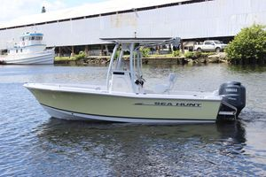 Used Sea Hunt 202 TRITON202 TRITON Center Console Fishing Boat For Sale