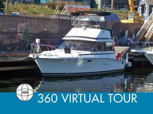 Used Trojan F-32 Flybridge Cruiser Boat For Sale