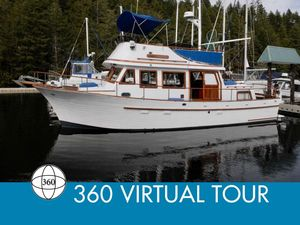 Used Albin Trawler Tri-cabin Trawler Boat For Sale