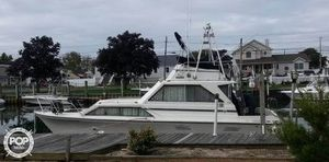 Used Pacemaker 32 Convertible Sports Fishing Boat For Sale