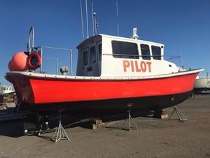 Used Dyer Commercial Pilot Boat Commercial Boat For Sale