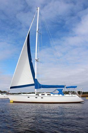 Used Hunter 45 Legend Sloop Sailboat For Sale