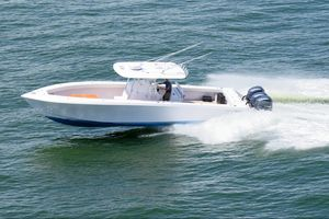 New Venture By American 39' Open with Coffin Box Center Console Fishing Boat For Sale