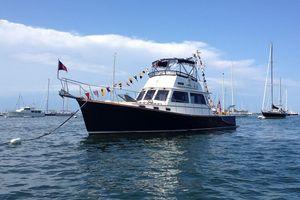 Used Hinckley Talaria/patten 42 Flybridge Cruiser Boat For Sale