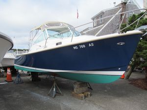 Used Holby Downeast Fishing Boat For Sale