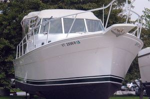 Used Mainship Downeast Fishing Boat For Sale