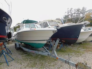 Used Pursuit 2460 Denali Cuddy Cabin Boat For Sale