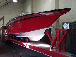 Used Fountain 40 High Performance Boat For Sale