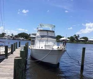 Used Gulfstar 44 Motor Yacht For Sale