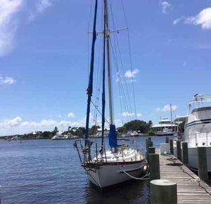 Used Lord Nelson 35 Cruiser Sailboat For Sale
