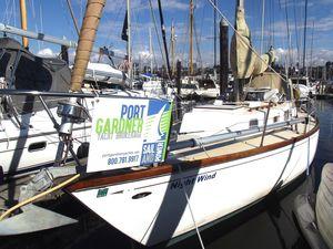 Used Tartan 34' Sloop Sailboat For Sale