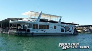 Used Fantasy 75' X 20' Houseboat75' X 20' Houseboat House Boat For Sale