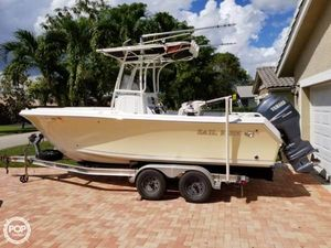 Used Sailfish 218cc Center Console Fishing Boat For Sale
