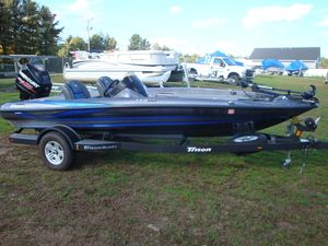 Used Triton 179 TRX179 TRX Bass Boat For Sale