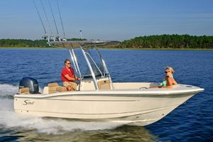 New Scout 195 Sportfish Center Console Fishing Boat For Sale