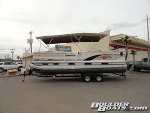 Used Sun Tracker 25 Party Barge25 Party Barge Pontoon Boat For Sale