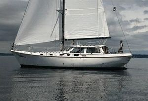 Used Saturna Truant Pilothouse Sailboat For Sale