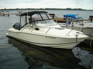 Used Scout 242abaco Cuddy Cabin Boat For Sale