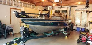 Used Lund 1900 Pro V Saltwater Fishing Boat For Sale