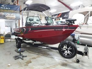 Used Lowe 1710 FS Freshwater Fishing Boat For Sale